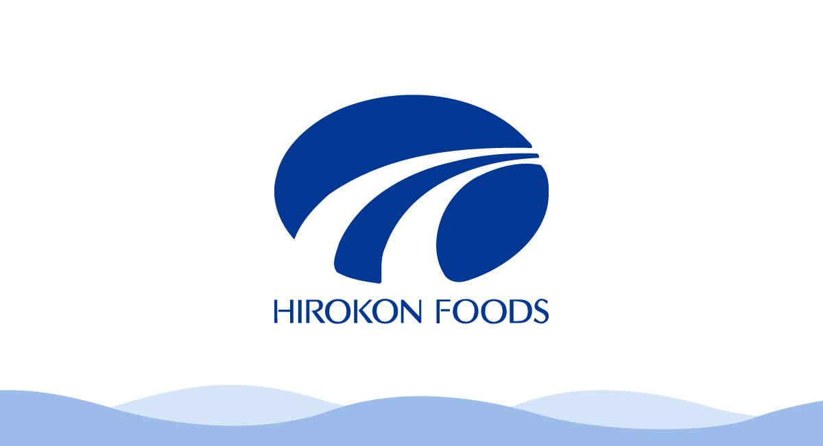 ヒロコンフーズ株式会社のロゴマークです